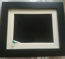 "Vistaquest 8"" Digital Picture Frame LED no remote or memory card."