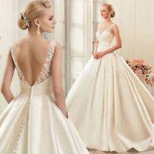 Luxus Brautkleid Hochzeitskleid Kleid Braut Babycat collection weiß BC585W 42