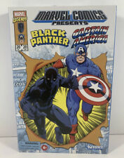 Black Panther & Captain America Marvel Legends RETRO 3.75 Hasbro Pulse Exclusive