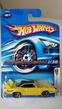Hot Wheels 70 Plymouth Superbird 2006 First Editions 1 Yellow