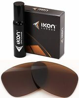 Polarized IKON Replacement Lenses For Ray Ban Boyfriend RB4147 60MM - Bronze