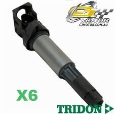 TRIDON IGNITION COIL x6 FOR BMW  Z4 E85 07/03-03/06, 6, 3.0L M543 06S3