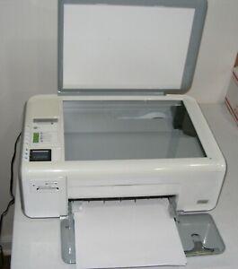 HP Photosmart C4280 Printer-Scanner-Copier, working, needs ink