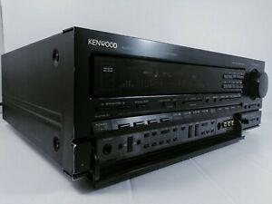 Kenwood KR-V9020 AV Control Center AM/FM Stereo Receiver NO REMOTE TESTED