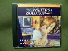 Prentice Hall Writer's Solution Bronze Writing Lab Version 1.3 Macintosh/Windows