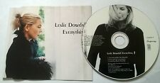 LESLIE DOWDALL * EVERYTHING * RARE 3 TRK REMIX CD 1997 IN TUA NUA IRISH RELEASE