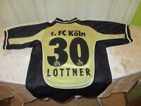 """1.FC Köln saller Ausweich Trikot 2002/03 """"VPV"""" + Nr.30 Lottner Gr.140- 152"""