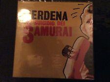 Verdena - Il Suicidio Del Samurai LP Molto RARO ROCK ITALIANO!! Ex+/Near MINT!!
