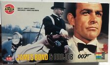 Airfix James Bond and Oddjob 1/12 NIB 'Sullys Hobbies'