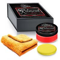 Red Car Wax Rubescent Illumination High Gloss Finish 150g Kit Pure Definition