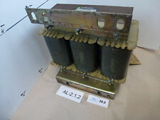 Indramat DLT transformador 2 expresen pri 380v 3a seg 125v 9,2a quién bv21450 sin usar