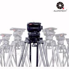 "Generic 66"" V8T Carbon Fiber Tripod+Soft Bag Stand Kit For Camera Video Studio"