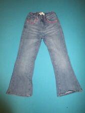 LEVIS 715 Bootcut Girls Jeans Size 4 Regular  Adjustable Wiast