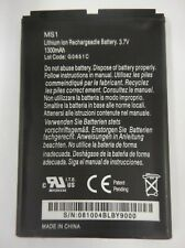 New Battery - Replaces Blackberry M-S1 MS1 - Bold 9000 / Onyx 9700