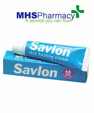 SAVLON ANTISEPTIC CREAM 30G - gently soothes & helps prevent infection