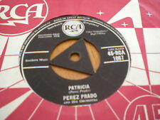 PEREZ PRADO - PATRICIA / WHY WAIT