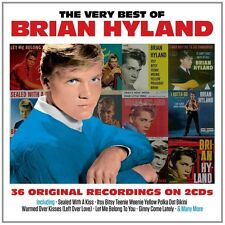 Brian Hyland - Very Best of, 36 Hits 2CD Neu