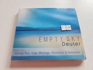 CD Empty Sky Deuter (arts de la guérison, yoga, massage, méditation, relaxation)