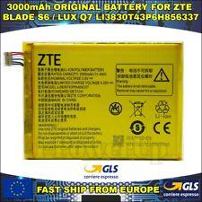 BATTERIA BATTERY ZTE BLADE S6 LUX V580 Q7 A570 G719 LI3830T43P6H856337 3000mAh