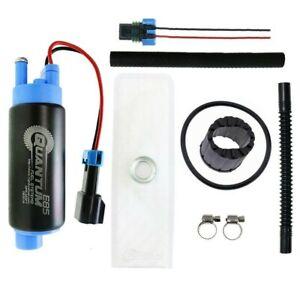 QFS 340LPH *E85* Fuel Pump + Kit for Chevrolet S10 C10/20/30 K10/20/30 88-95