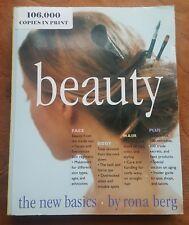 Book Beauty: The New Basics by Rona Berg