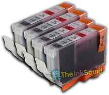 4 Magenta CLI526 Ink Cartridges For Canon Pixma MG5250 MG5320 MG5350 MG6100