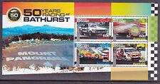 2012 Bathurst 50 Years of Racing - MUH Mini Sheet