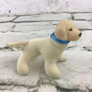 Barbie Pet Puppy Dog Golden Retriever Pup Plush Body Vinyl Head Mattel 1998
