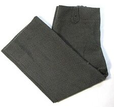 Ann Taylor Margo Womens Dress Pants Black White Dot Print Trousers Career Sz 6