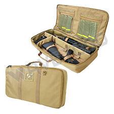 VISM NcSTAR Range Padded Carry Bag Discreet Padded Carbine Rifle Gun Case Tan
