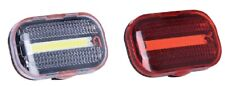 Bike-Cycle-Bicycle 5Led Front + Rear Kidney Lights