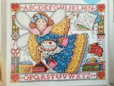 Sweet Stitching Fairy Cross Stitch Chart only, by Joan Elliott