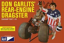 MPC 868  DON GARLITS WYNNS CHARGER REAR ENGINE DRAGSTER plastic model kit 1/25