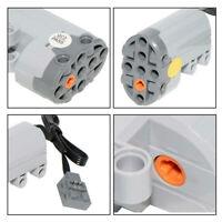 Plastic Power Functions Servo Motor 88004 Steering Motor Grey Tool