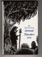 The Ash-Tree Press Annual Macabre 2000 by Jack Adrian