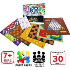 Compendium of 30 Games [ SPM GAMES ] Multiple Multiplayer Interactive Board