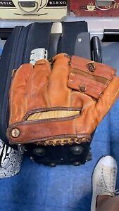 "Vintage MacGregor 3 Finger GB 35  Baseball Glove Harry Perkowski ""NICE"""