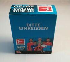 Topps Bundesliga Sticker 2019/2020  1 x Display / 36 Tüten 19 / 20