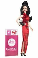 Barbie Collector Dolls of The World China Doll W3323-CO MATTEL