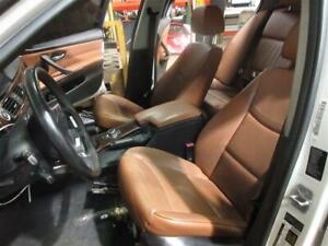 06-08 BMW E90 E91 328I 330I 335I FRONT RIGHT PASSENGER DOOR PANEL GRAY LEATHER