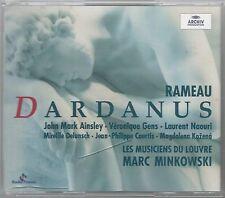 Rameau ~ Dardanus ~ Minkowski
