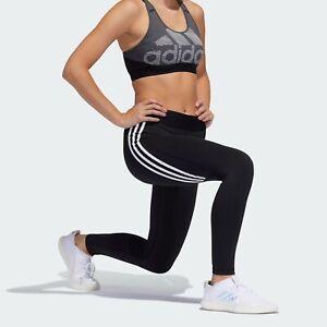 Gym Leggings Womens adidas Sports Black Alphaskin Pants Training Running