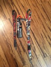NEW Jagermeister ID Lanyards with 1.75 liter Pump Lot