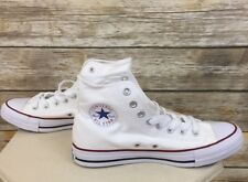 New Converse All Star Chuck Taylor Women's White Classic High Top Shoes Sz 7