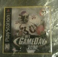Collectible Playstation NFL GameDay 2000 Advertising Merchandising Pin
