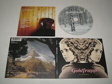 GOLDFRAPP/FELT MOUNTAIN(MUTE/CDSTUMM188)CD ÁLBUM