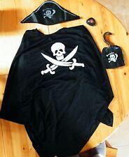 costume de pirate , Déguisement,Fête  enfant 6 / 8 ans