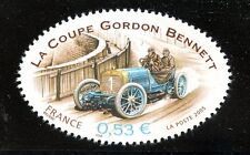 STAMP / TIMBRE FRANCE  N° 3796 ** SPORT / LA COUPE GORDON BENNETT / VOITURE