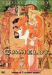 Camelot (DVD, 1997, Special Edition)