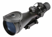 ATN ARES 6X-4 Gen 4 Night Vision Weapon Sight Rifle Scope 6X w/IR NVWSARS640